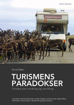 Turismens paradokser omslag